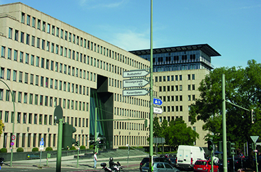 Unser Standort in Berlin.